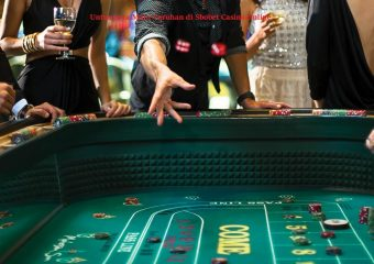 Untungnya Main Taruhan di Sbobet Casino Online