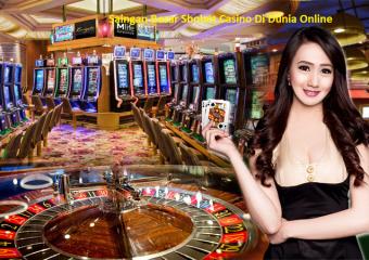 Saingan Besar Sbobet Casino Di Dunia Online