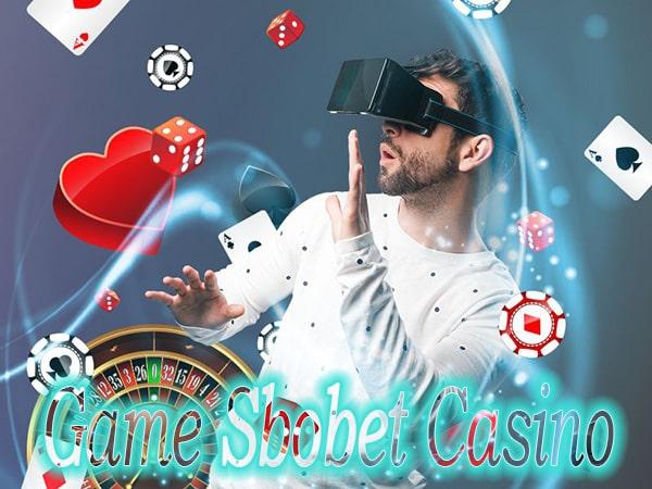 Jenis-Jenis Game Sbobet Casino Online